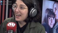 Clarice Falcão disse que foi horrível trabalhar na Globo