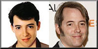 Ferris Bueller - Matthew Broderick