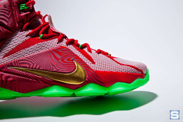 separation shoes f8eb9 9fda8 Up Close With the Nike LeBron 12 + Beats + Sprite