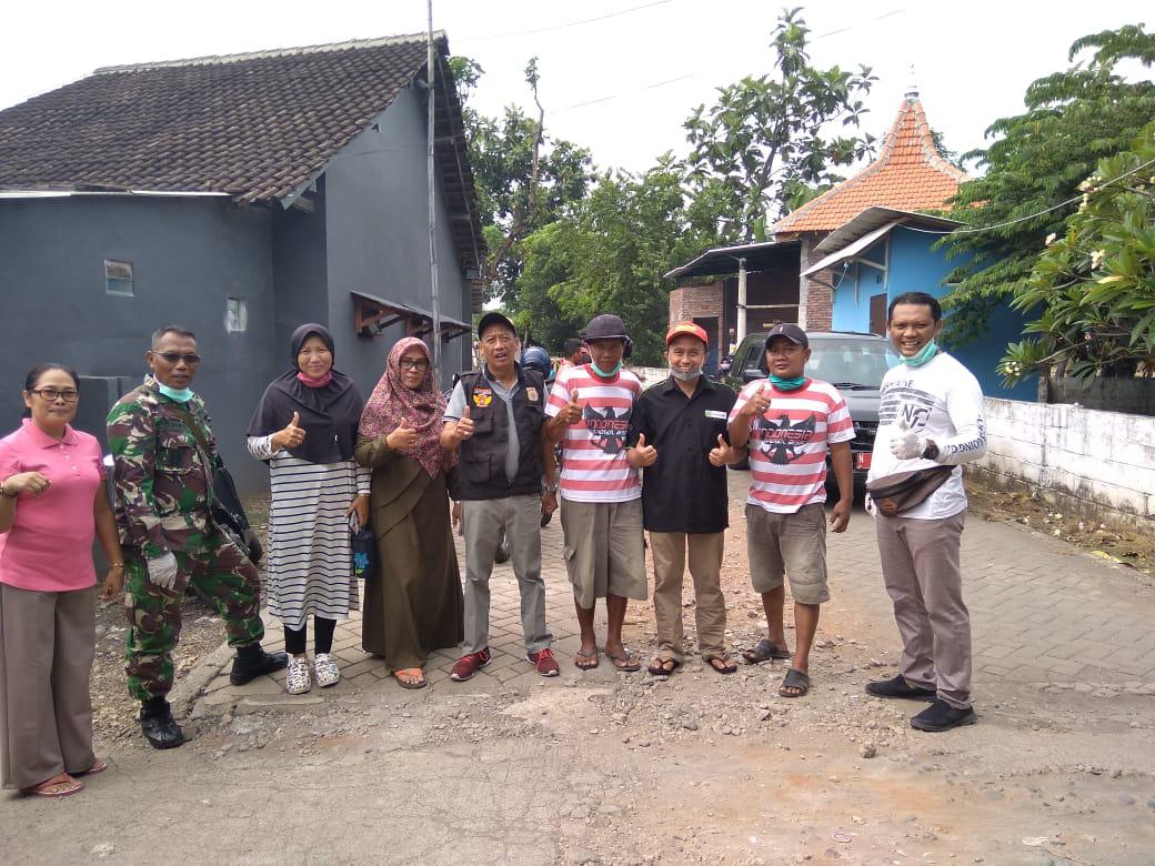 Dusun Grogol Desa Kali Salam Bentuk Satuan Khusus Pencegahan Virus Corona