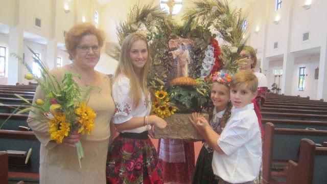 Welcome Fr.Wieslaw Berdowicz; Matki Boskiej Zielnej pictures by E.Gurtler-Krawczynska  - IMG_7469.jpg