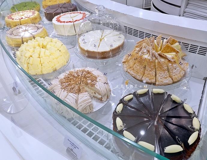 8 LadyM千層蛋糕 香港必吃美食