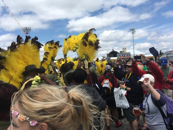 Jazz Fest Weekend Two recap -part one