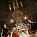 Рождественский концерт в Страсбурге (Франция) - 2012