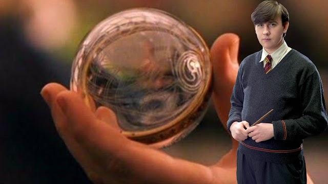 Harry Potter: Por que o lembroll de Neville Longbottom ficou vermelho
