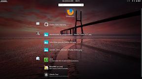 Aplicaciones para trabajar en Ubuntu GNOME y también para disfrutar. Ejemplo.