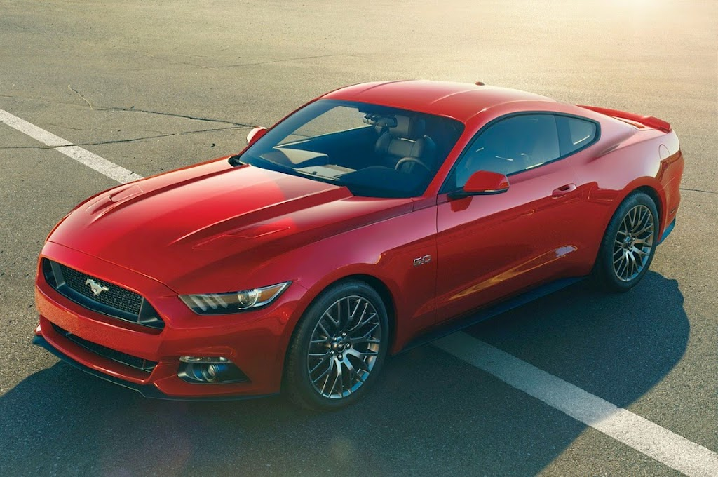 10 2015 Ford Mustang 1