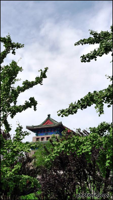 Torre de la arquería