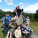 Nationale Jamboree 2008 - activiteiten met 1st Whitby