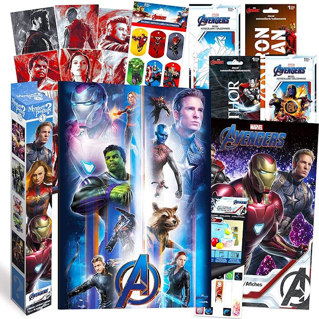 Marvel Avengers Decorations Artwork Wall Art