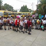 Field trip on 01/11/2014 for Grade-I, II, VI, VII to priyadarshini park