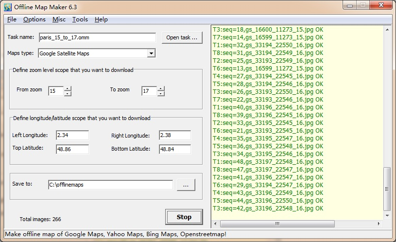 AllMapSoft Offline Map Maker 7.95