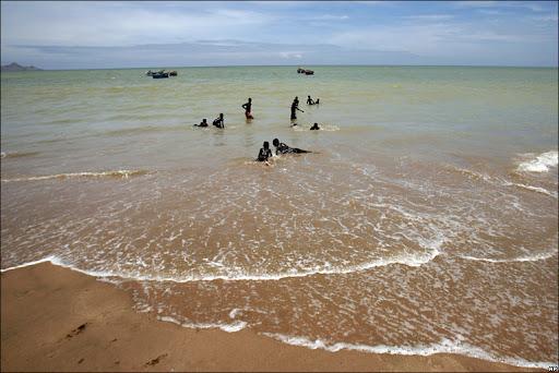 Christopher Sugrue Angola beach 2