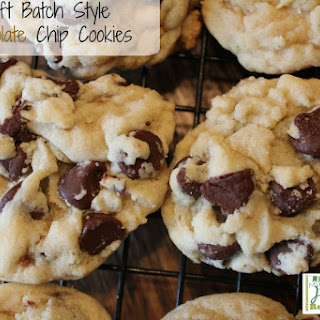 Marci's Chilled Chocolate Chip Cookies.