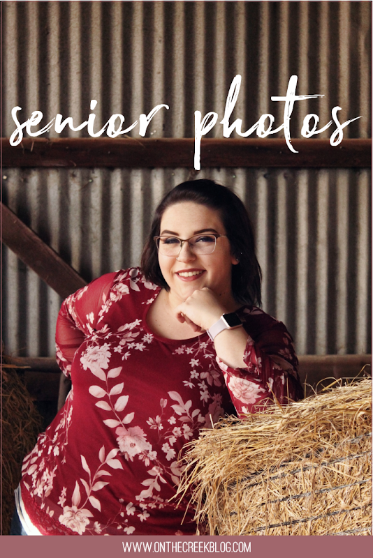 High School Senior Photo Session