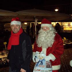 Kerstmuziek markt 19-12-09