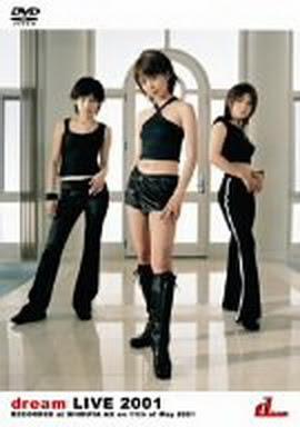 [TV-SHOW] dream – dream Live 2001 (2005/03/24)