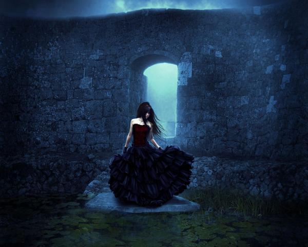 Horror Baroness Of Darkness, Dark Goddess