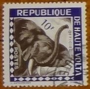 timbre Haute-Volta 002