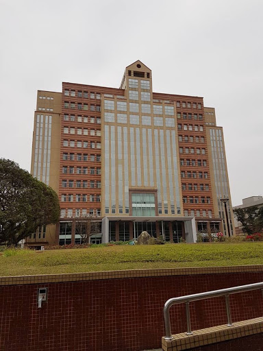 Sport Hall at Fengjia University Taichung Taiwan