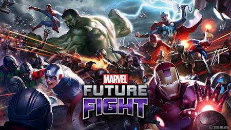 Marvel Future Fight - Capa original