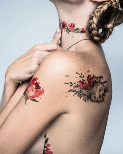 esses_incrveis_floral_aquarela