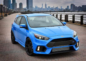 Fords fastest RS revealed