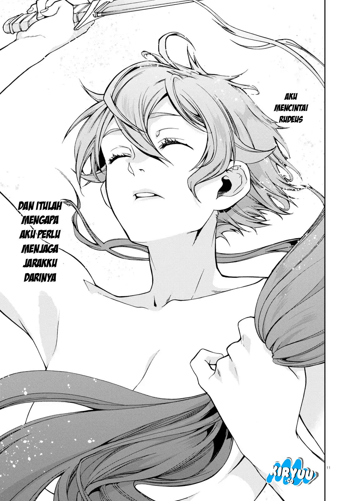 Mushoku Tensei: Isekai Ittara Honki Dasu Chapter 52-17