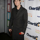 OIC - ENTSIMAGES.COM - Ben Hanlin at the Chortle Comedy Awards in London 16th London 2015  Photo Mobis Photos/OIC 0203 174 1069