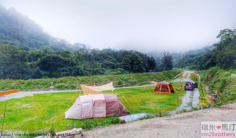 青溪浮雲露營區