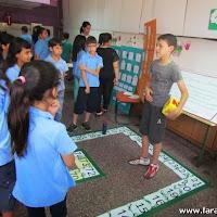 يوم الرياضيات في مدرسة الشافعي- الفريديس