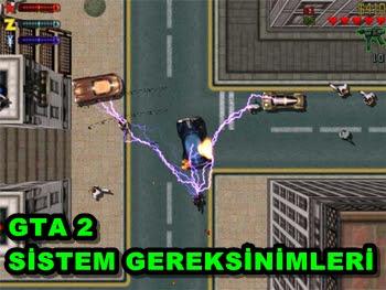 GTA (II)2 PC Sistem Gereksinimleri