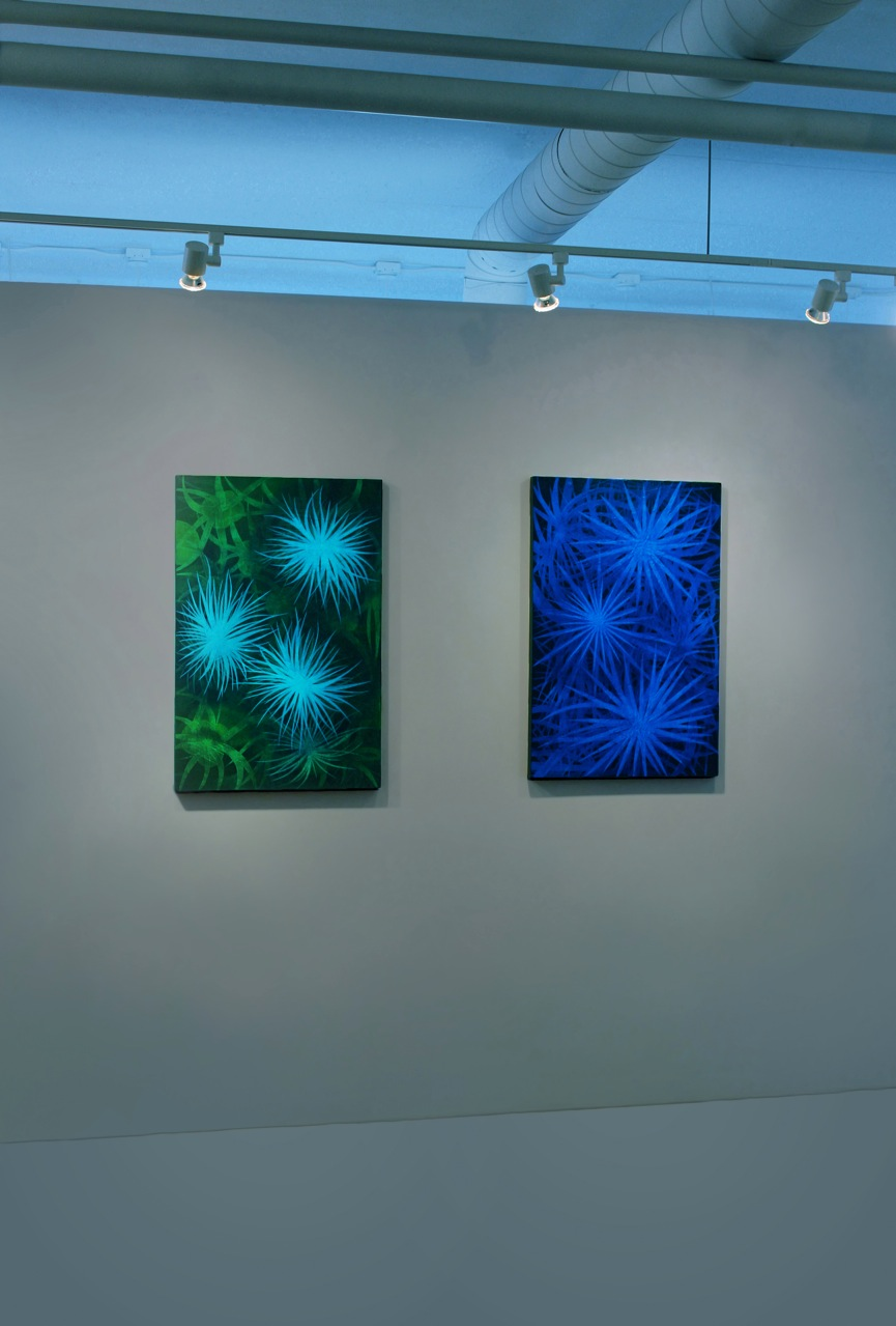 Victor Angelo Contemporary Art Museum White Cube Gallery Exhibition