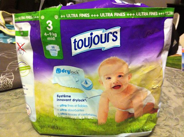 Test Couche Drylock Lidl Mon Incroyable Vie De Maman