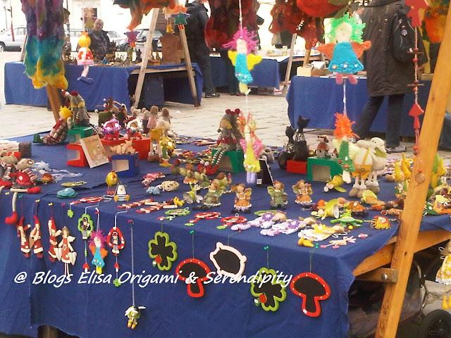 Mercado, Plaza Am Hof, Viena, Elisa N, Blog de Viajes Argentina