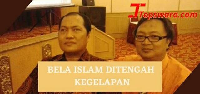 Bela Islam di Tengah Kegelapan