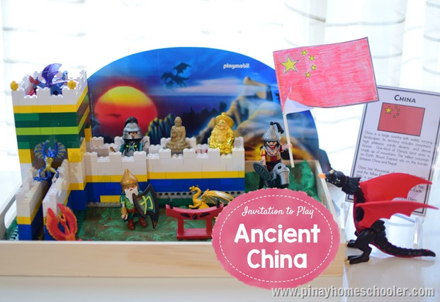Small World Play: Ancient China