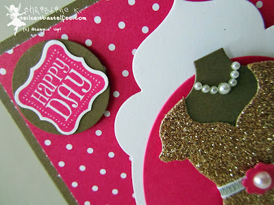 stampin up, ciao baby, dress up, apothecary accents