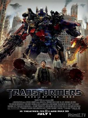 Phim Robot Đại Chiến 3: Vùng Tối Của Mặt Trăng - Transformers 3: Dark Of The Moon (2011)