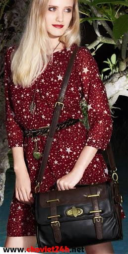 Váy thời trang Sophie Ottawa - DOTS, DOTM, DOTL, DOTXL