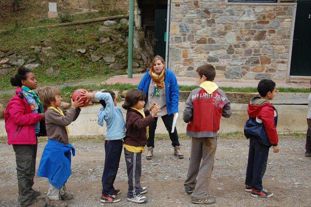 Sortida Castors i Llops a la Roca del Secut 2010 - DSC_0817.JPG