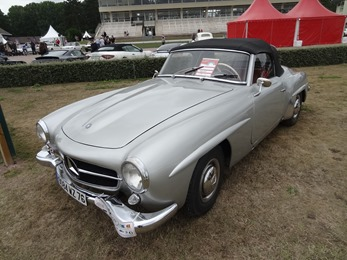 2017.07.01-041 Mercedes 190 SL 1956