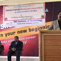 NATS Student Seminar 2017 @ Guntur, India