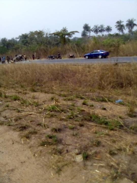 BREAKING: Multiple Accidents at Ilesa-Akure Expressway
