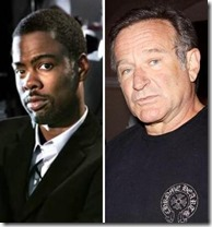 chris rock & robin williams