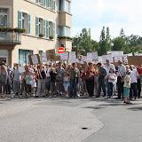 1- 25.06.2009 Manif CASC Sarreguemines