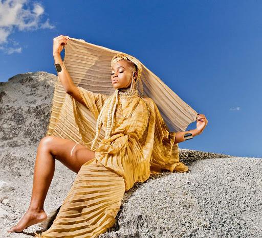 Tamy Moyo celebrates her roots in Kwandinobva video