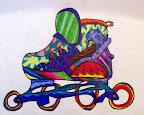 Roller Blade by Linden