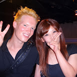 good times at B-1 Dynamite!! in Roppongi, Tokyo, Japan