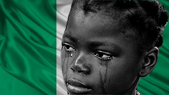 TEARS: Nig. Military Killing Innocent citizens To Reserve One Nigeria - By Nwagbo